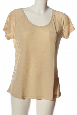 LTB T-Shirt nude Casual-Look