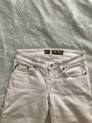 LTB Low Rise Jeans white