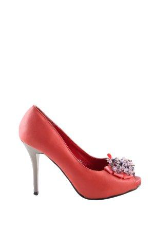 High Heels rot Elegant
