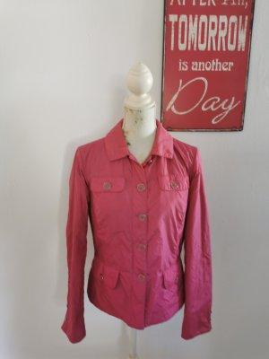 Luca di Firenze Damen Jacke Übergangsjacke Frühjahr Herbst pink Größe 38