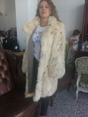 Pelt Coat white pelt