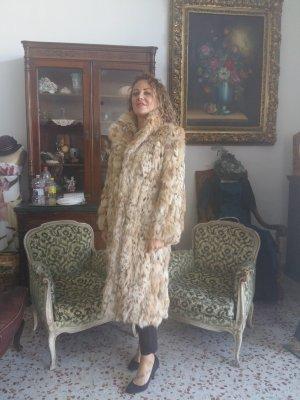 Pelt Coat cream-beige pelt