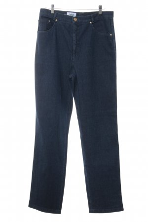 Lucia Five-Pocket-Hose blau Casual-Look