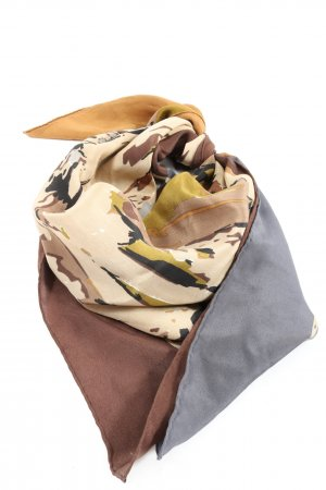 Lucia Halsdoek abstract patroon casual uitstraling