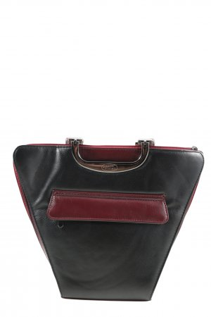 Lucia Tommasi Carry Bag black-red casual look