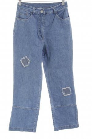 Lucky Brand 3/4 Jeans blau Casual-Look
