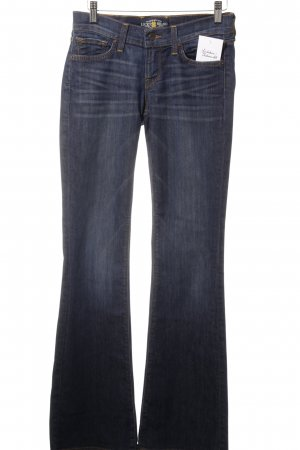 Lucky Brand Boot Cut Jeans dunkelblau Casual-Look