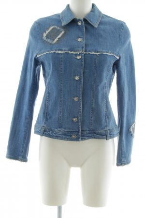 Lucky Brand Jeansjacke blau Casual-Look