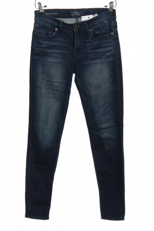 Lucky Brand Tube jeans blauw casual uitstraling