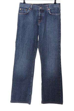 Lucky Brand Straight-Leg Jeans blau Casual-Look
