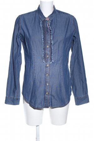 Lucky de Luca Denim Shirt blue casual look
