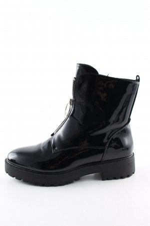 Lucky Shoes Botas bajas negro estilo «business»