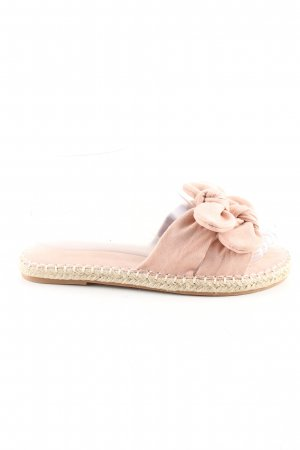 Lucky Shoes Sabots nude Casual-Look