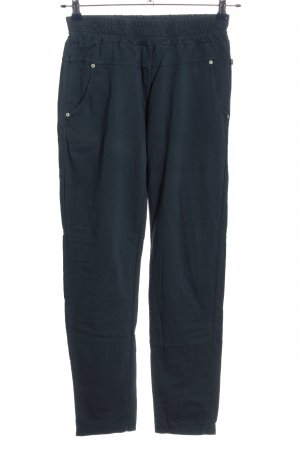 lucky Pantalone fitness blu stile casual