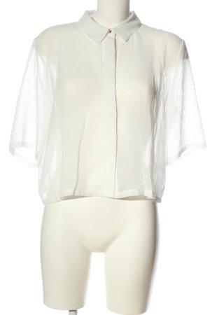 lucy&co Shirt met korte mouwen wit klassieke stijl