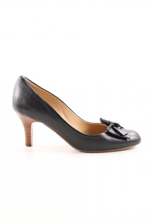 Ludwig Görtz High Heels schwarz Business-Look