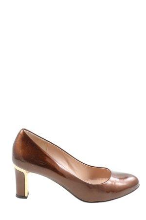 Ludwig Görtz Zapatos Informales marrón look casual