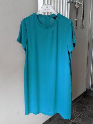 H&M Robe à manches courtes vert