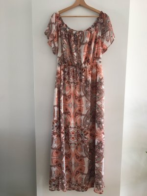 Luftig langes Sommerkleid