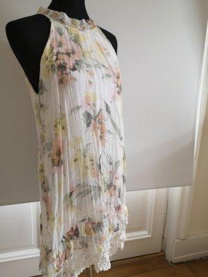 aus Italien Shortsleeve Dress multicolored
