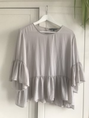 Vero Moda Long Sleeve Blouse light grey