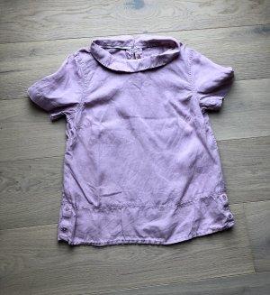 Luftige Bluse aus Leinen