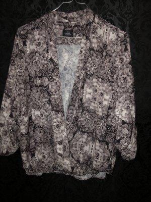 Luftige Bluse mit floralem Print Opus