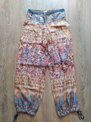 Promod Pantalón estilo Harem coñac