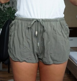 luftige Shorts khaki