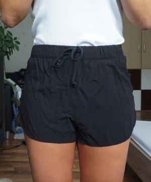 luftige Shorts schwarz