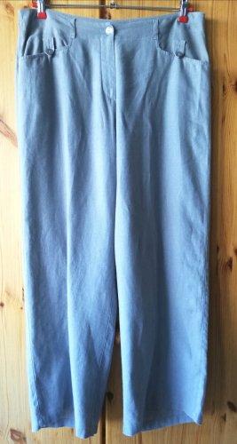 Waschbär Linen Pants light grey
