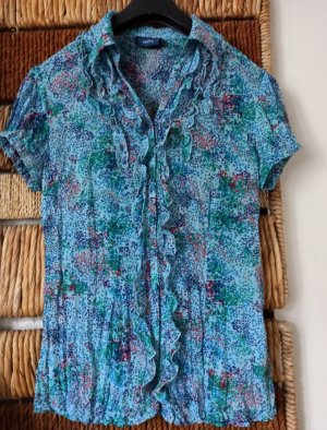Mexx Short Sleeved Blouse multicolored