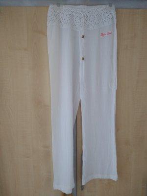 Beachwear white