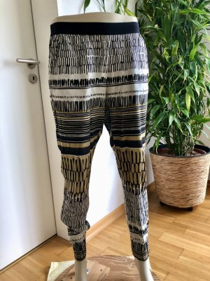 United Colors of Benetton Pantalon large multicolore viscose