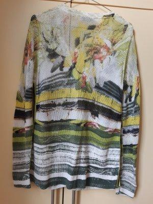 Tuzzi Chaqueta estilo camisa multicolor Algodón