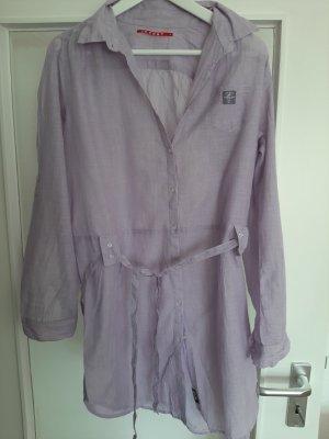 10 FEET Tunique-blouse mauve