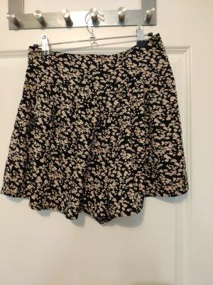 Tally Weijl Culotte Skirt black-beige