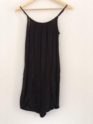 H&M Sukienka na ramiączkach czarny