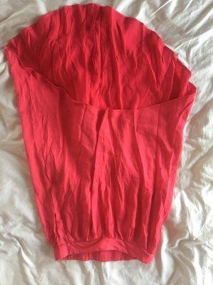 Pimkie Jupe superposée rouge framboise-rose