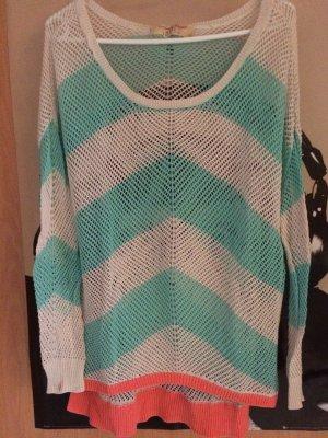 LUFTIGER TOM TAILOR DENIM Sweater in Gr. XS