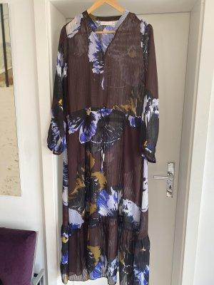 Luftiges Blumenkleid mit Taschen