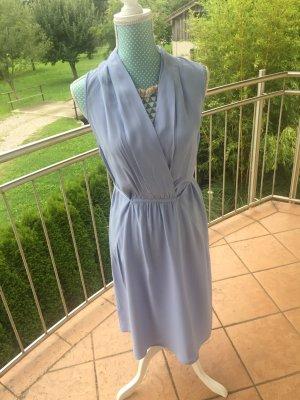 Luftiges ESPRIT - Chiffon-Kleid hellblau