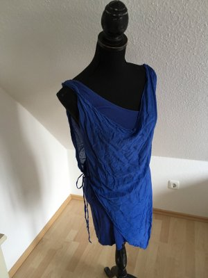 Chic & Mit Sukienka mini niebieski