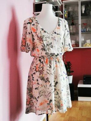 Only Babydoll-jurk veelkleurig Polyester