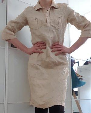 Luftiges, langes Kleid - toller Stoff