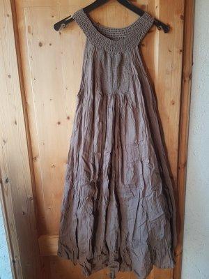 luftiges Maxi - Sommerkleid von bleifrei