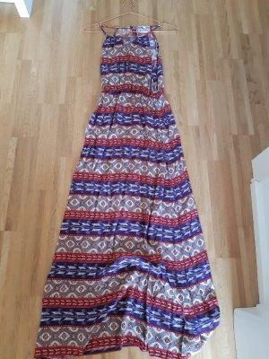 Tally Weijl Maxi abito multicolore Cotone
