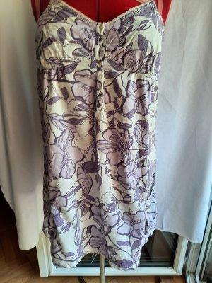 Deerberg Summer Dress white-purple