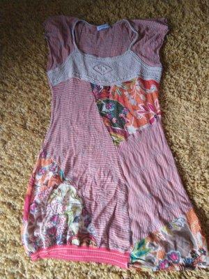 Aldomartins Shortsleeve Dress multicolored