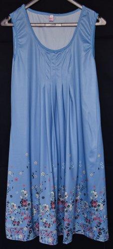Shirt Dress azure polyester